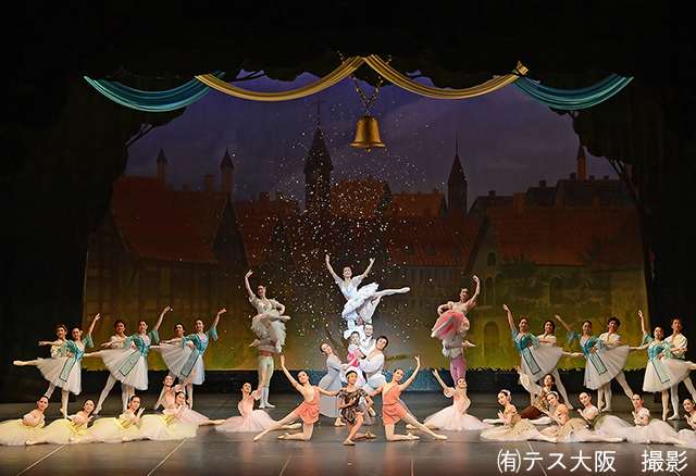 環バレエ芦屋教室